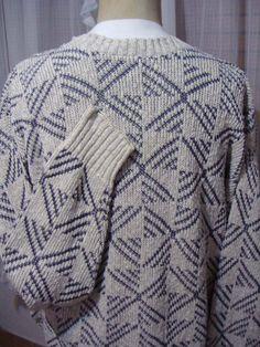 Sweater Mangas Largas Importado Sacks Fifth Avenue