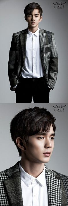 "Yoo Seung Ho Releases Brooding Behind the Scenes Photos for ""Remember"" 