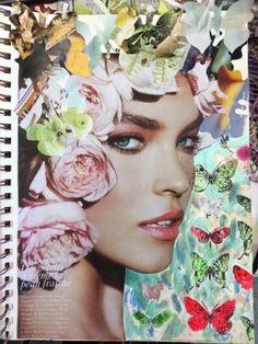 Carmen B. Norris: Art Challenge- 15 Days of 15 minute Mixed Media-14...