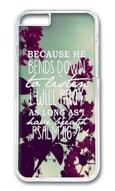 iPhone 6 Case DAYIMM Psalm Transparent PC Hard Case for Apple iPhone 6 DAYIMM? http://www.amazon.com/dp/B01327MD34/ref=cm_sw_r_pi_dp_s3Snwb0AAPAGG