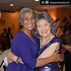💋SHE IS SO BEAUTIFUL Tao Porchon-Lynch at her 98-th Birthday Party ❣❤️❤️❤️// КАКАЯ ОНА КРАСИВАЯ Тао Порчон-Линч на праздновании своего 98-летия ❣❤️❤️❤️ #Repost courtesy of @taoporchonlynch with @repostapp ・・・ With dear friend Juliet at my 98th birthday party. She also competes in ballroom dancing. #family #thisis98 #love #birthday #birthdaygirl #dancing #purejoy #ballroomdance #grateful
