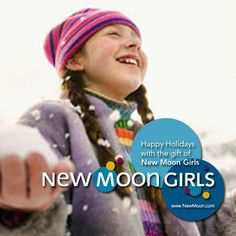 Whether you celebrate Hanukkah, Kwanzaa, Solstice, Christmas, New Year's or another holiday, we wish you happiness, peace and love this holiday season. Let's celebrate with new traditions and make special memories with DIY gifts for girls. Check out this week's blogs for lots of DIY gifts for girls: http://bit.ly/1IHvXkL #NMG4TheHolidays