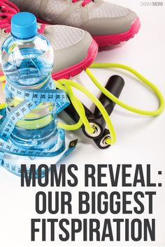 The fitness inspiration for real moms across the country!