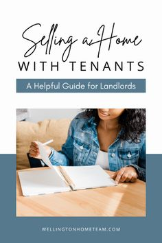 Selling a home with tenants can be extremely challenging and even costly. So it's important landlords have a game plan in place ahead of time. #homeselling #realestate Moving Expenses, Mortgage Loan Originator, Jupiter Florida, Home Buying Tips, Investment Tips, Mortgage Tips, Sell Your House Fast, Residential Real Estate, Real Estate Investor