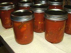 Grab 'N' Go Canned Hamburger Vegetable Soup