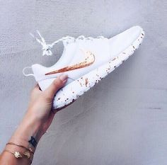 NIKE Women's Shoes - roshe run,nike shoes, adidas shoes,Find multi colored sneakers at here. Shop the latest collection of multi colored sneakers from the most popular stores - NIKE Women's Shoes Adidas Shoes Women, Nike Women, Cute Shoes, Me Too Shoes, Comfy Shoes, Trendy Shoes, Souliers Nike, Sneaker Women, Estilo Fitness