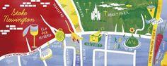 Lontoon Stoke Newingtonin parhaat | Mondo.fi Farmer, Magazine, Marketing, Park, Homesteads, Parks, Warehouse