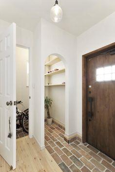 Floor Design, House Design, Interior Design Living Room, Interior Decorating, House Entrance, Japanese House, Provence, Entryway Decor, Interior And Exterior