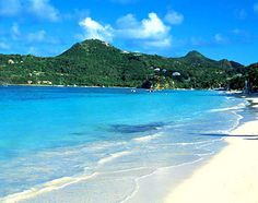 Can't wait to test out the crystal waters of St. Jean beach #st barths in my new #vincecamuto swimwear