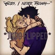 DAILY PERCABETH AWESOMENESS BUT HAS A LOT OF FEELS pin!  AWWWW......this part made me have a feel overload