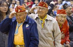 The Legendary Navajo Code Talker Alfred James Peaches Passes at Age 90