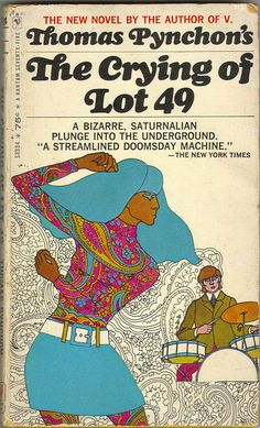 Crying of Lot 49 paperback