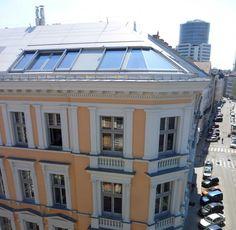 Sunshine Berlin   Dachschiebefenster : Projekte – Portfolio Raster Galerie