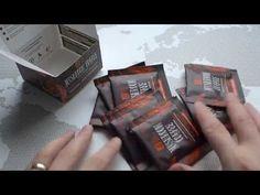 Four Sigma Foods, Mushroom Coffee with Lion's Mane, 10 Powder Bags Unboxing video Lion Mane, Lions, Stuffed Mushrooms, Cards Against Humanity, Coffee, Videos, Blog, Stuff Mushrooms, Kaffee
