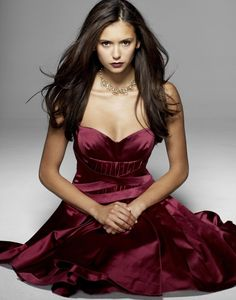 We have gathered a set of hottest ever pictures of Nina Dobrev. Our collection of Nina Dobrev pictures covers her style, dressing, photo-shoots and common life pictures of Nina Dobrev. Nina Dobrev Vampire Diaries, Vampire Diaries Outfits, Vampire Diaries Stefan, Elena Gilbert, Katherine Pierce, The Cw, Remy Hair Wigs, Daniel Gillies, Burgundy Dress