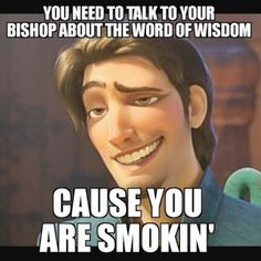 "16 Mormon Pick Up Lines To Win Over Your Crush.  I share these on ""Mormon Meme Monday."" Clean Pick Up Lines, Pick Up Lines Funny, Pick Up Lines Cheesy, Good Pick Up Lines, Disney Pick Up Lines, Funny Pickup Lines, Terrible Pick Up Lines, Church Quotes, Funny Mormon Memes"