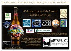 parkville river jam