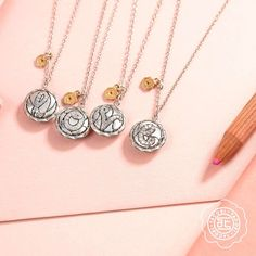So in love! #jewelry #necklace #fashion #LoveLetters #vday #hinthint #iloveyou