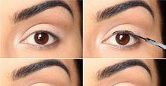 Los más fáciles trucos Eyeliner y sugerencias - EE.UU. Tendencias Moda