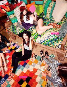 kendall kylie jenner steve madden4 Kendall & Kylie Jenner Team Up for Steve Madden Shoot by Kareem Black