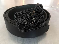 A personal favorite from my Etsy shop https://www.etsy.com/listing/286426493/comme-des-garcons-leather-belt-authentic
