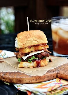 Can't get enough of grilling out? Try this amazing mini beef burger recipe.