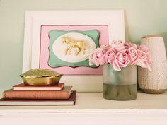 DIY Art Ideas | HGTV >> www.hgtv.com/...