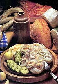 Czech Recipes, Retro Recipes, Smoking Meat, The Cure, Czech Food, Bbq, Recipies, Meat Products, Pork