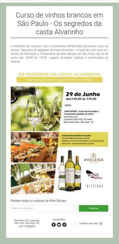 Curso de vinhos brancos em São Paulo - Os segredos da casta Alvarinho
