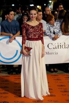 Rosalia Bueno attends closing ceremony of the FesTVal Murcia 2015 at Julian Romea theater on March 27, 2015 in Murcia, Spain.