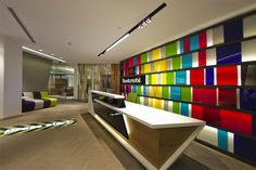 Renkmobil's Istanbul Office | Modern Office Design