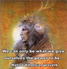 Native American..:)