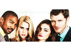 The Originals // Claire Holt // Joseph Morgan // Phoebe Tonkin // Daniel Gillies // Michael Davis