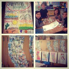 Third Grade California Region Unit!
