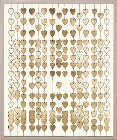 Cartier Heart Strings, Gold Leaf - READY TO SHIP