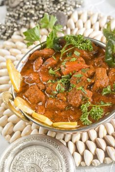 Slow Cooked Lamb Curry - In The Playroom