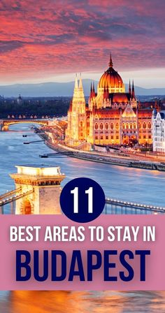 With its 23 districts, finding where to stay in Budapest could be challenging. To help you, we've prepared this list of the 11 best areas to stay in Budapest. | Best Places to Stay in Budapest Hungary | Hotels in Budapest | Accommodation Budapest | #budapest #hungary #hotels #accommodations European Travel Tips, Europe Travel Guide, Travel Tours, Travel Guides, Places In Europe, Europe Destinations, Hungary Travel, Day Trips, Travel Inspiration