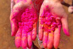 Holi, la fête des couleurs n'a plus de frontières