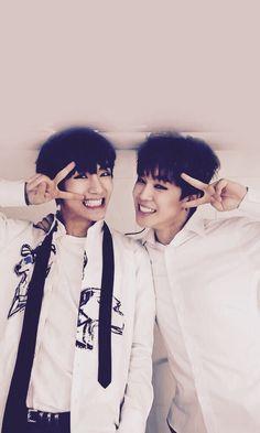 BTS || V & JIMIN - VMIN!!!!