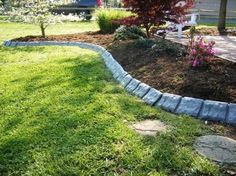 Some of our edging works...