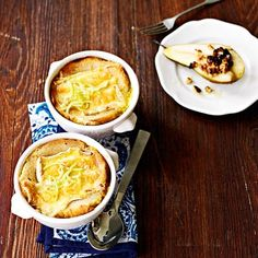 Blomkålgrateng - Tara Chana Masala, Palak Paneer, Hummus, Camembert Cheese, Vegetarian, Dessert, Vegan, Ethnic Recipes, Inspiration