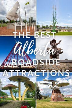 Alberta Travel, Canadian Travel, Roadside Attractions, Summer Bucket Lists, Travel List, Day Trips, Adventure Travel, North America