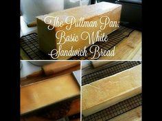 BEST PULLMAN HONEY WHITE BREAD DOUGH RECIPE: (Pain de Mie=Best Soft Bread) - YouTube