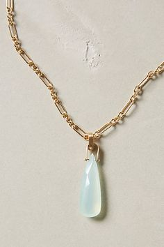 Adrift Pendant Necklace - anthropologie.com