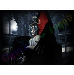 35 free shipping world wide signed limited edition dark angel gothic