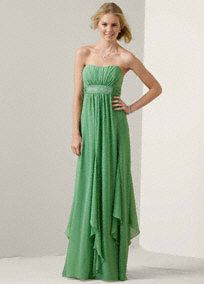 The potential bridesmaid dress