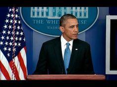 President Obama Speaks on Trayvon Martin - YouTube