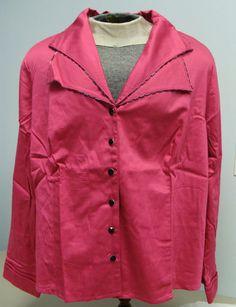 Carson Kressley Perfect Womens Top 3X Pink | eBay