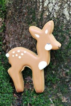 Woodland Decorated Cookies | Sweetopia