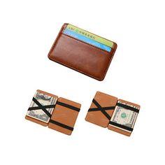 Magic Wallets Carteira Masculina Korean Pocket Wallets Money Clip Carteras Hombre Leather Coffer Designer Carteira Magica Men SMS - F A S H I O N http://www.sms.hr/products/magic-wallets-carteira-masculina-korean-pocket-wallets-money-clip-carteras-hombre-leather-coffer-designer-carteira-magica-men/ US $5.98